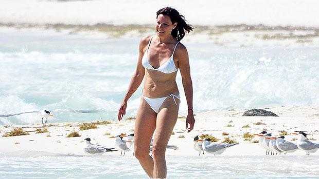 Luann De Lesseps, 55, Rocks Back-To-Back Bikinis In Mexico: See Her Blue & White Swimsuit Pics