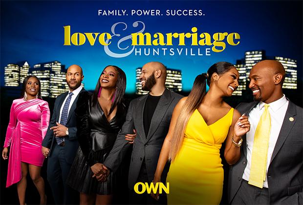 Love & Marriage: Huntsville cast