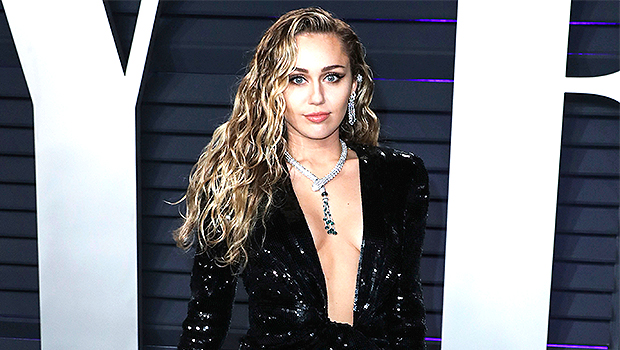 Miley Cyrus Slays In Checkered Lingerie For Sexy New Video 2 Days Before Super Bowl Performance