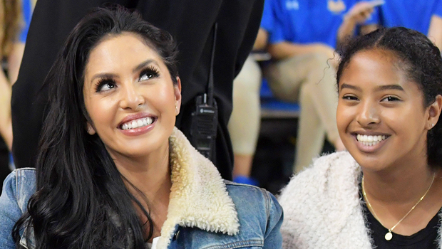 Kobe Bryant's Daughter, Natalia, 18, Launches Modeling Career & Mom Vanessa Couldn't Be Happier