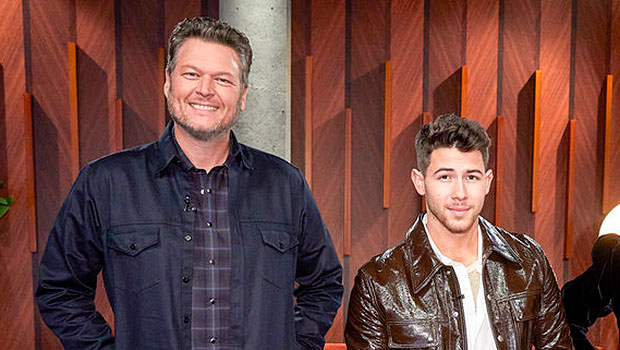 Nick Jonas Has Become Blake Shelton's New 'Roasting' Partner On 'The Voice' After Adam Levine's Exit
