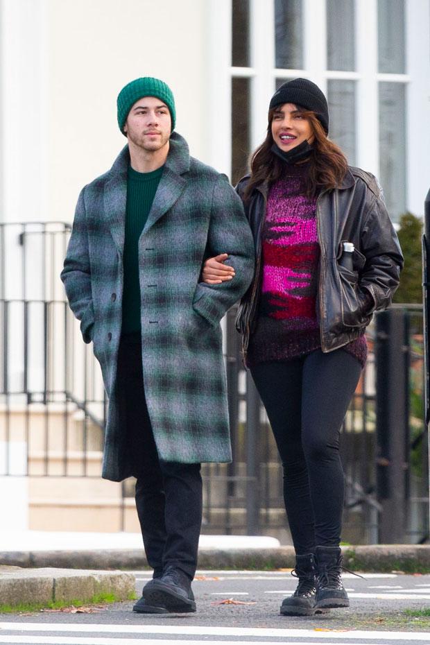 Nick Jonas, Priyanka Chopra
