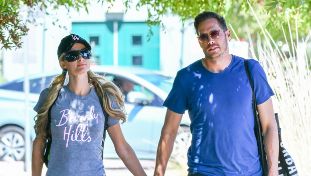 Paris Hilton & Carter Reum