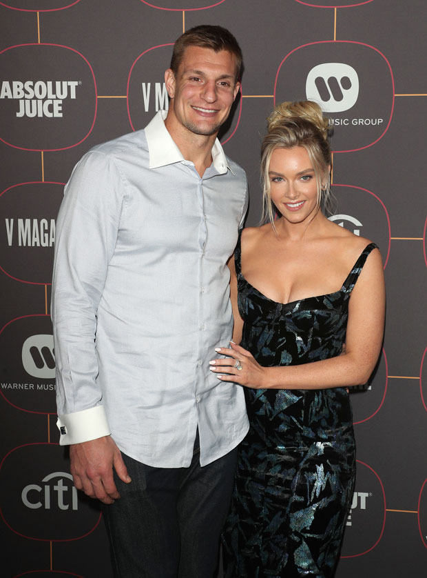 Rob Gronkowski & Camille Kostek's Engagement Plans After He Wins Super Bowl – Hollywood Life
