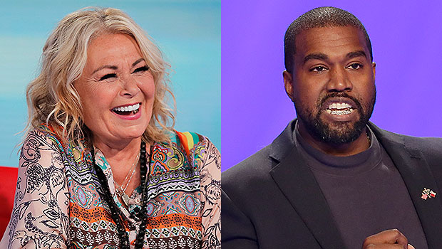 Roseanne Barr Hilariously Shoots Her Shot With Kanye West In Swimsuit After Kim Files For Divorce - HollywoodLife