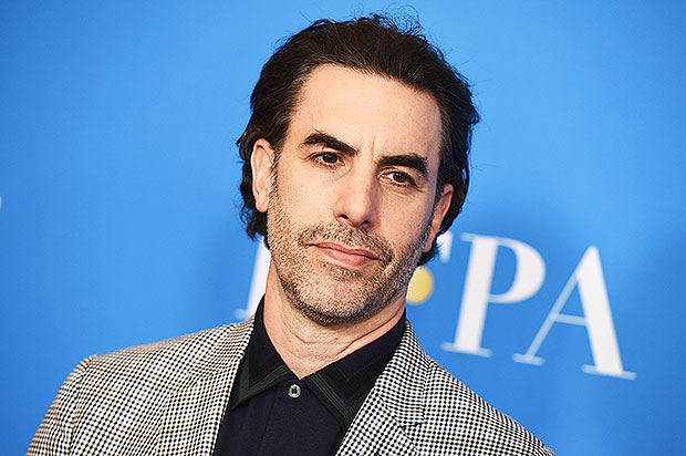 , 'Borat' Star Sacha Baron Cohen, 49, Goes For A Shirtless Dip In Australia — See Pics, Indian & World Live Breaking News Coverage And Updates