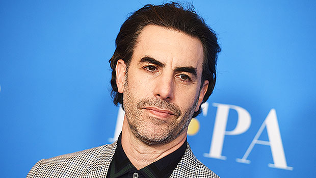'Borat' Star Sacha Baron Cohen, 49, Goes For A Shirtless Dip In Australia — See Pics