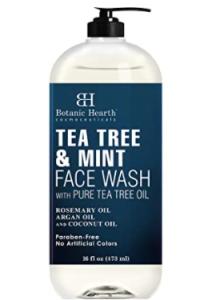 Tea Tree oil face wash