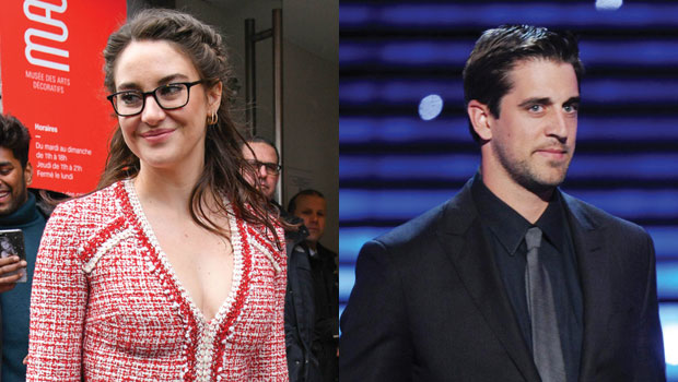Shailene Woodley Finally Confirms She's Engaged To Aaron Rodgers: He Proposed 'A While Ago'