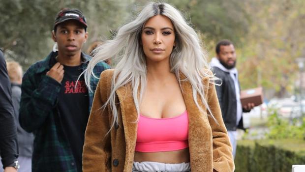 13 Stars Who Can Pull Off Wearing Sweats & Heels: Kim Kardashian, Rihanna & More