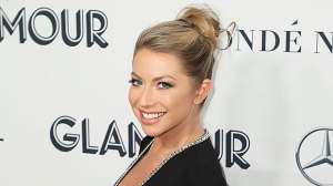Stassi Schroeder Admits She Can Only Wear Maternity Jeans 7 Wks. After Giving Birth: I Thought It'd Be 'Easier'