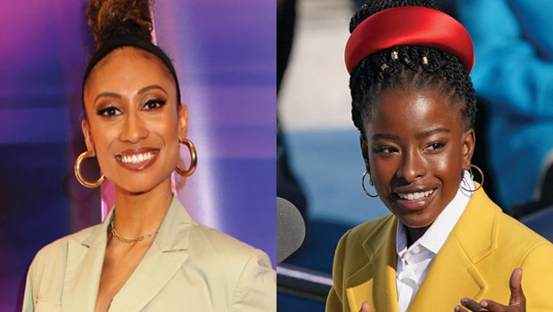 'The Talk's Elaine Welteroth Knew Of Amanda Gorman's 'Brilliance' From Teen Vogue: 'She's Black History'
