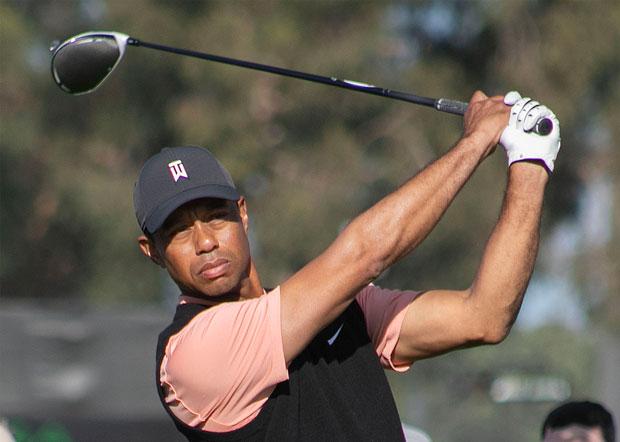 Tiger Woods Golf Career