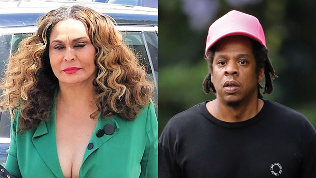 Tina Knowles Love Letter Jay-Z