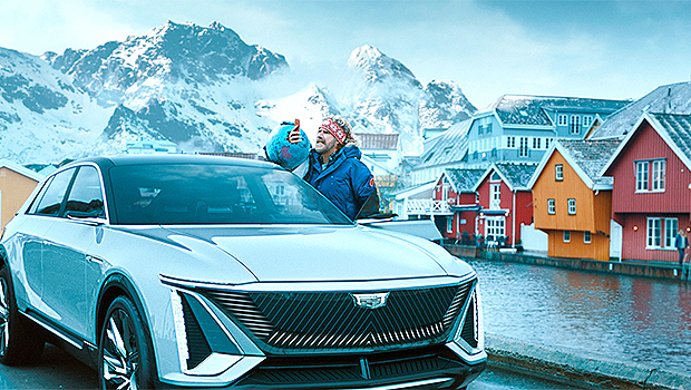 Will Ferrell Takes Awkwafina & Kenan Thompson On A Norwegian Adventure In GM's Super Bowl Ad