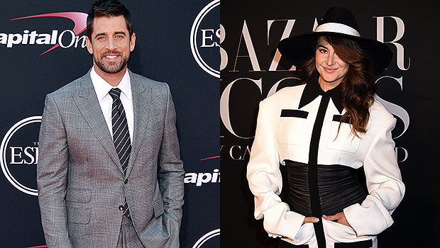 Aaron Rodgers' Relationship History: Every Woman He's Ever Loved From Olivia Munn To Shailene Woodley