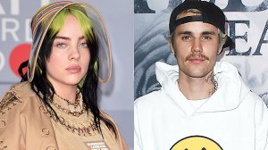 Billie Eilish Tears Up Over Justin Bieber's Heartfelt Text In Doc & Admits She 'Cried In His Arms'
