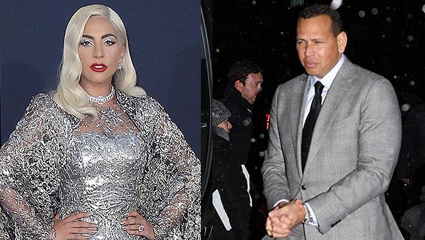 Lady Gaga, Alex Rodriguez Super Bowl 2021