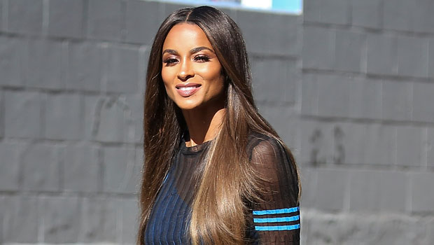 Ciara, 35 & Mom-Of-Three Looks Gorgeous In Plunging Blue Swimsuit On Vacation In Mexico — Pics.jpg