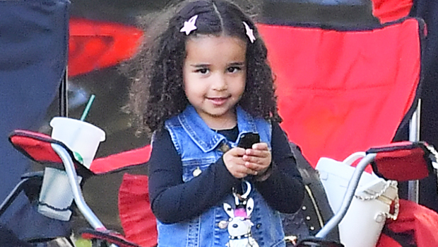 Dream Kardashian, 4, Looks So Cute Reading Her Storybook Bible In Pajamas — Watch.jpg