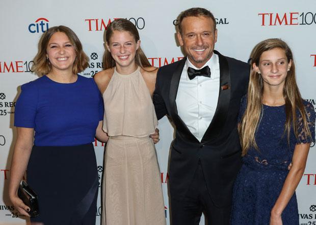 Gracie McGraw, Family