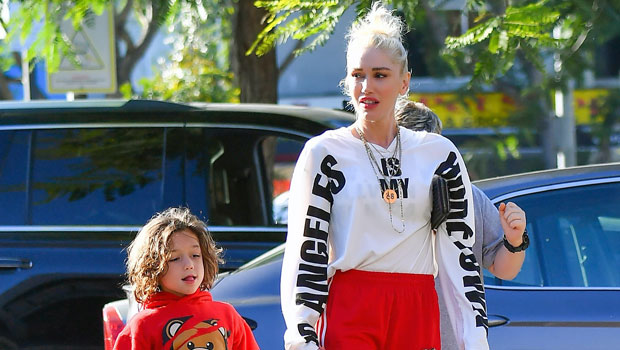 Gwen Stefani's Son Apollo Looks So Grown Up In New Selfie With Mom For His 7th Birthday — Pic.jpg