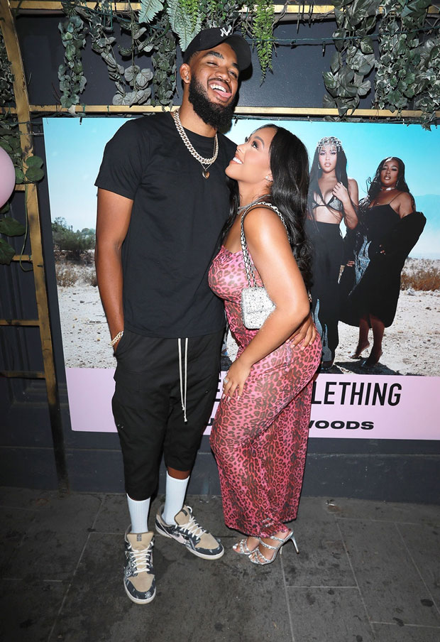 Karl-Anthony Towns Jordyn Woods Relationship Update