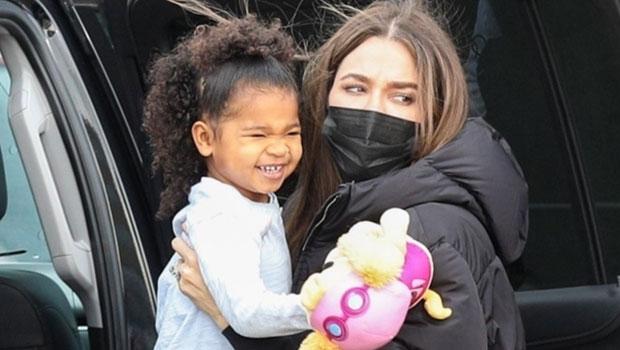 Khloe Kardashian and True Thompson