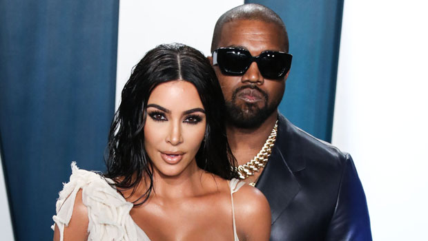 Kim Kardashian & Kanye West Divorce Papers 1st Look: Request For Joint Custody & More - HollywoodLife