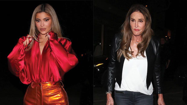 Kylie Jenner Does Dad Caitlyn's Makeup For The 1st Time & Jokes She's 'Charging': 'I'm Expensive' — Watch