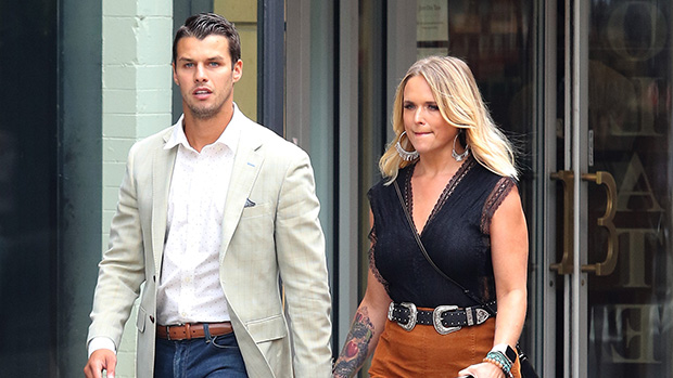 Miranda Lambert & Husband Brendan McLoughlin 'Really Got To Know Each Other' During Pandemic