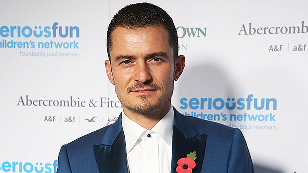 Orlando Bloom Says He's Sings 'Daddy' To Daughter Daisy, 6 Mos., Hoping It Will Be Her 1st Word