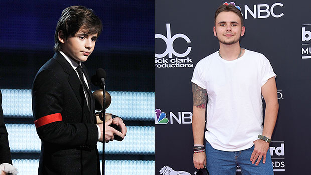 prince jackson then and now
