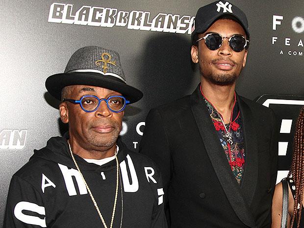 Spike and Jackson Lee