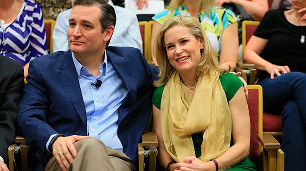 Ted Cruz's Wife Heidi Hits Cancun Beach In A Bikini After He Flees Back Home To Texas Amid Crisis — Pics