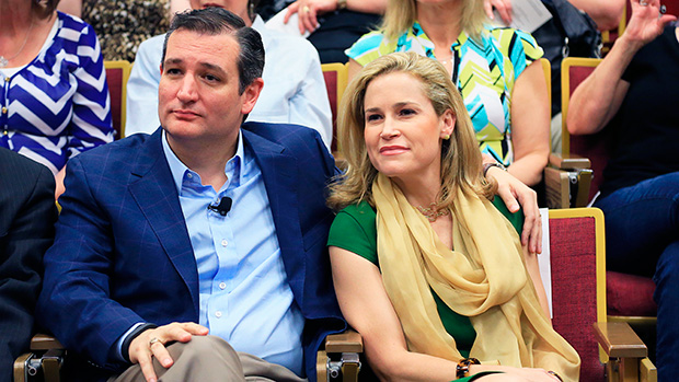 Ted Cruz Reveals Wife Heidi Is 'Pissed' About Their Leaked Group Texts About Cancún On Podcast.jpg
