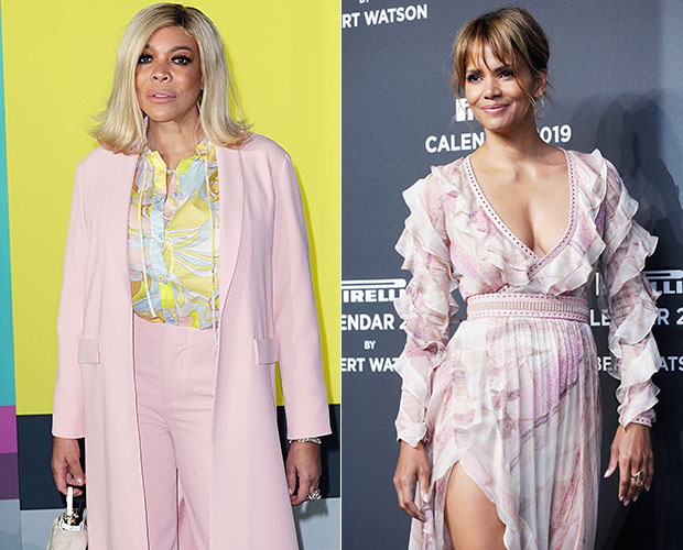 Wendy Williams & Halle Berry