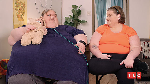 '1000-Lb. Sisters' Preview: Amy Hopes Gage Is The 'Motivation' Tammy Needs To 'Lose The Weight'