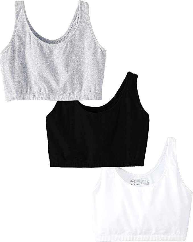 tank style bra