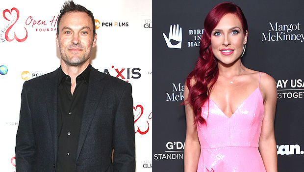 Brian Austin Green, Sharna Burgess