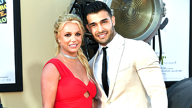 Britney Spears Dances To 'Toxic' In Shower Wearing Just A Robe In Amazing Birthday Tribute To BF Sam.jpg