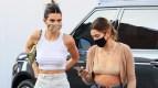 Kendall Jenner, Hailey Baldwin