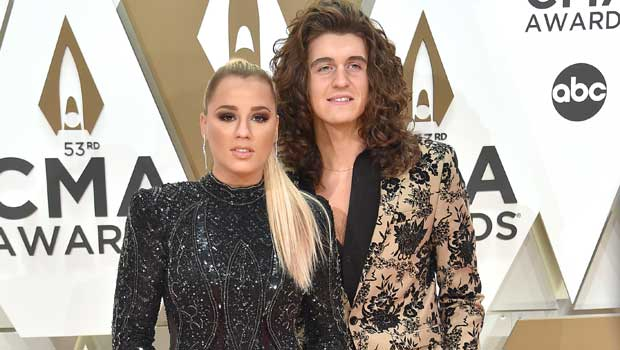 Gabby Barrett Stuns In Makeup Free Photo With Husband Cade Foehner & Baby Baylah May