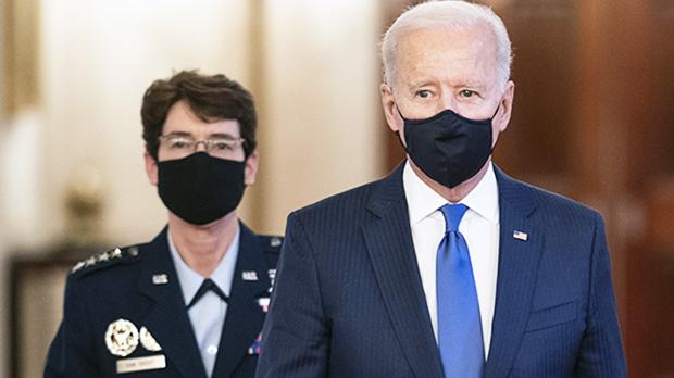 Jacqueline Van Ovost Joe Biden