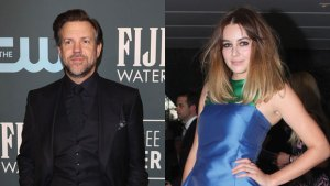 Jason Sudeikis & Keeley Hazel Fuel Dating Speculation After Appearing To Be In The Same House: See Pics