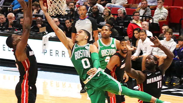 Jayson Tatum 'Feeling Better' After Dealing With Covid Effects & 'Excited' For 2nd NBA All-Star Game