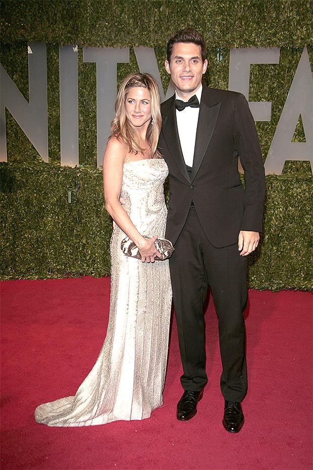 Jennifer Aniston John Mayer