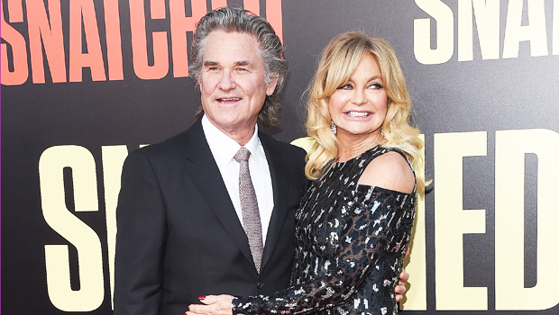 Kate Hudson Shares 'Real Cute' Pic Of Mom Goldie Hawn Kissing Her Man Of 38 Years Kurt Russell