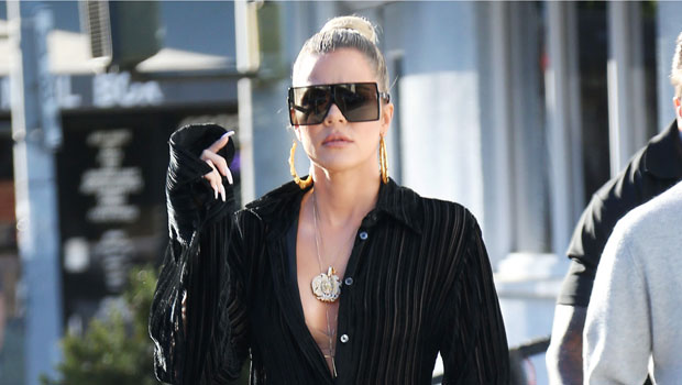 Khloe Kardashian Pulls Down Her Boyfriend Jeans To Reveal String Bikini In Sexy New Pic.jpg