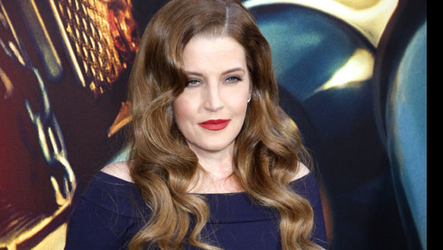 Lisa Marie Presley Reportedly Living With Ex-Husband Danny Keough 8 Months After Son Benjamin's Death